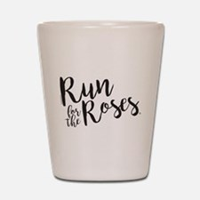 The Kentucky Derby Run for the Roses Shot Glass