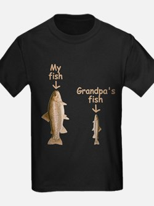 My Fish, Grandpa's Fish T