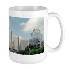 Yokohama Landmark Tower Mug
