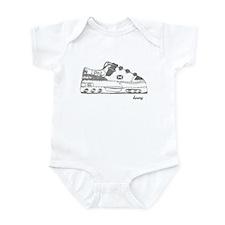 shoe 4 art Infant Bodysuit