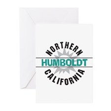 Humboldt California Greeting Cards (Pk of 20)