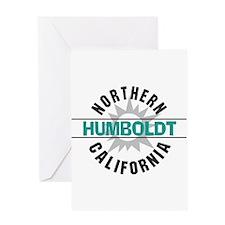 Humboldt California Greeting Card