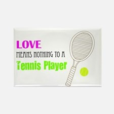 ans Nothing to a Tennis Player Magnet