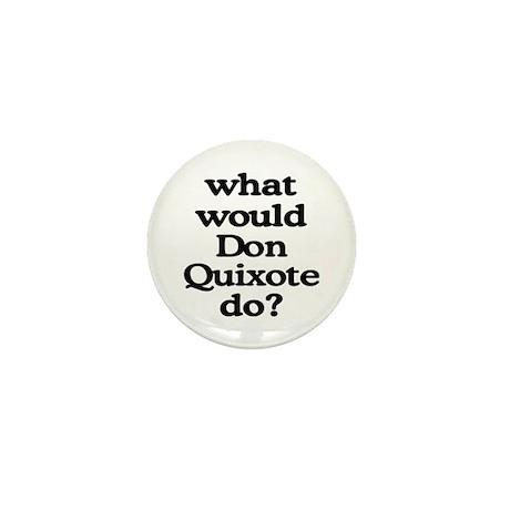 Don Quixote Mini Button (100 pack)