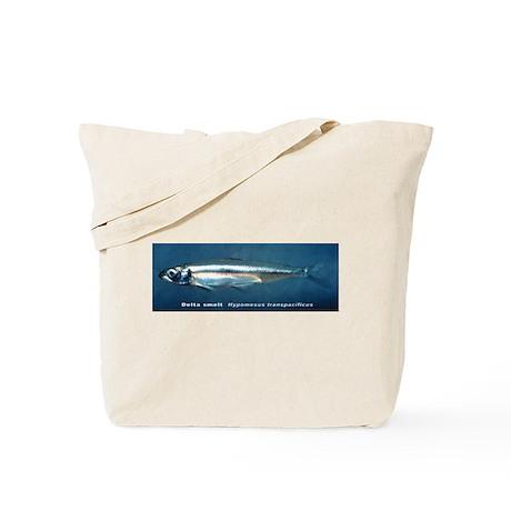 Delta smelt Tote Bag