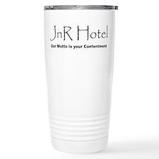 """""""JnR Hotel"""" Travel Mug"""