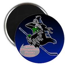 "Hockeyween 2.25"" Magnet (100 pack)"