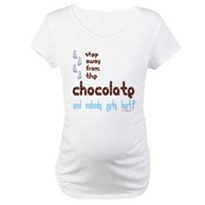 Step Away from the Chocolate Shirt
