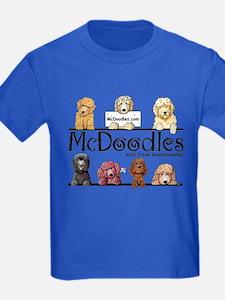 McDoodles Logo T