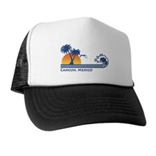 Cancun Mexico Hat