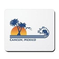 Cancun Mexico Mousepad