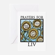 LIV Greeting Cards (Pk of 10)