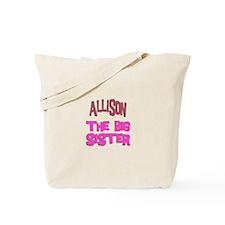 Allison - The Big Sister Tote Bag