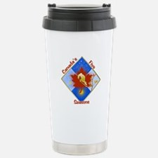 Canada's 5 Seasons Travel Mug