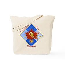 Canada's 5 Seasons Tote Bag