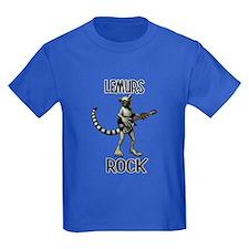Lemurs Rock T