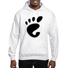 GNOME linux Hoodie
