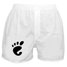 GNOME linux Boxer Shorts