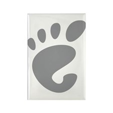GNOME linux Rectangle Magnet