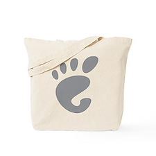 GNOME linux Tote Bag