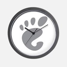 GNOME linux Wall Clock