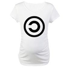 copyleft symbol Shirt