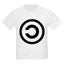 copyleft symbol T-Shirt