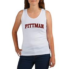 PITTMAN Design Women's Tank Top