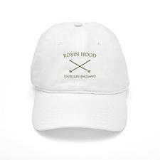 robin hood locksley england Baseball Cap