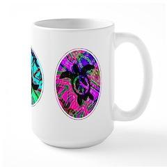 Peace Turtles Mug