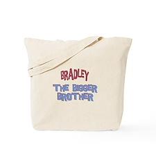 Bradley - The Bigger Brother Tote Bag