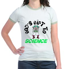 God's Gift to Science T