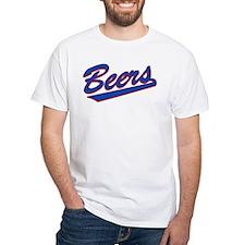 beers baseketball Shirt