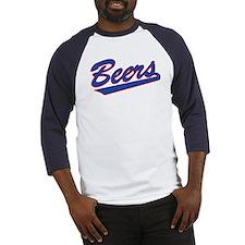 beers baseketball Baseball Jersey