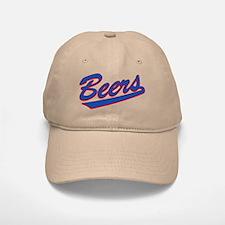 beers baseketball Baseball Baseball Cap