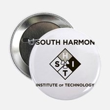 """south harmon institute accepted 2.25"""" Button"""