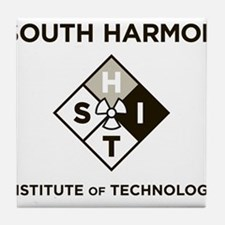 south harmon institute accepted Tile Coaster