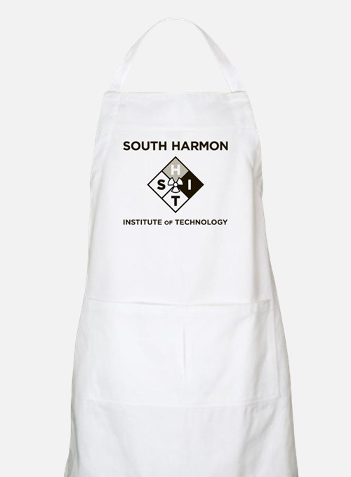 south harmon institute accepted BBQ Apron