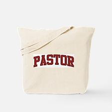 PASTOR Design Tote Bag