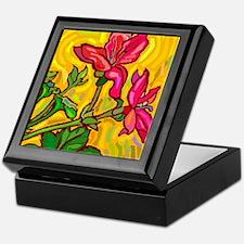 Floral Brights Keepsake Box
