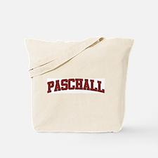 PASCHALL Design Tote Bag
