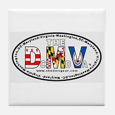 Cute Politics government Tile Coaster