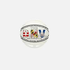 Unique Maryland Mini Button