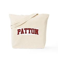 PATTON Design Tote Bag