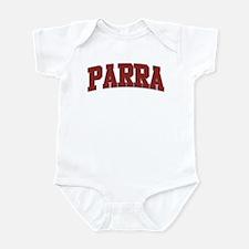 PARRA Design Infant Bodysuit