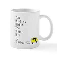 Short Bus Mug