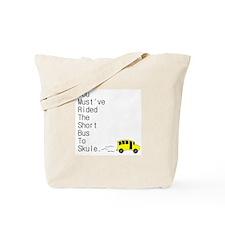Short Bus Tote Bag