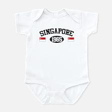 Singapore 1965 Onesie