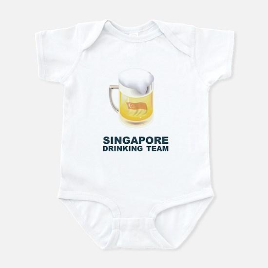 Singapore Drinking Team Infant Bodysuit