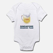 Singapore Drinking Team Onesie